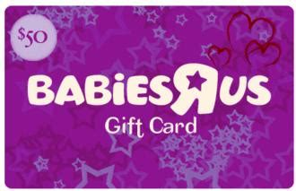 Babies R Us Giveaway - 50 babies r us gift card giveaway