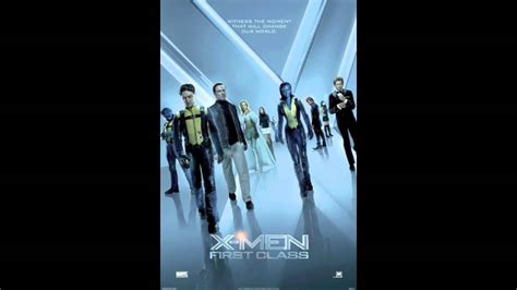 theme music of x men first class x men first class soundtrack 01 main theme youtube