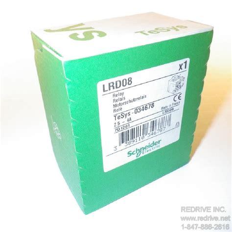 Harga Murah Termal Relay Schneider Lrd08 2 5 4a lrd08 schneider electric thermal relay 2 5 4 0a