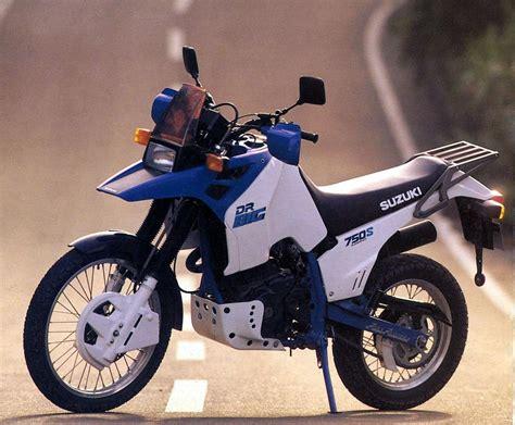 Dr 750 Suzuki Suzuki Dr 750 S Big