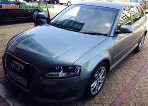 Cheap Used Cars For Sale Johannesburg 2009 Audi A3 Used Car For Sale In Johannesburg City