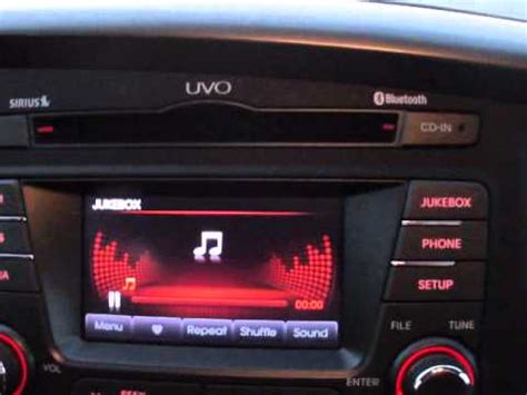 What Is Kia Uvo System Copy Songs Via Usb To Kia Uvo System