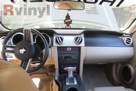 2005 mustang dash dash kit decal auto interior trim for ford mustang 2005