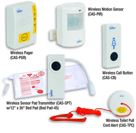 psc wireless caregiver alert system bowers supply