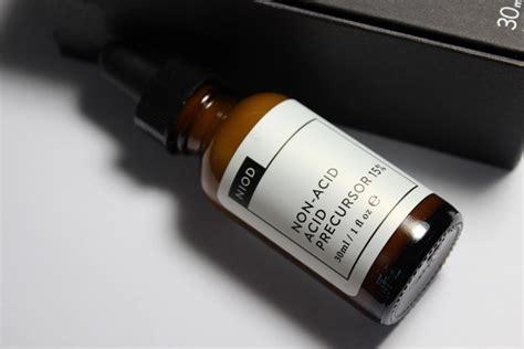 Niod Non Acid Precursor niod non acid acid precursor and vanilla