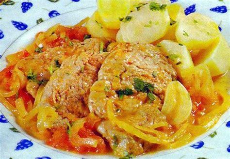 cuisine familiale rapide tasca da elvira escalopes de porc aux oignons