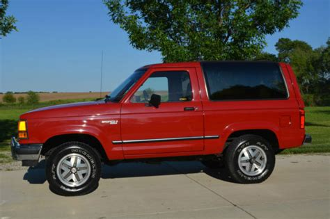 auto air conditioning service 1993 ford bronco parental controls service manual auto air conditioning repair 1990 ford bronco ii parking system service
