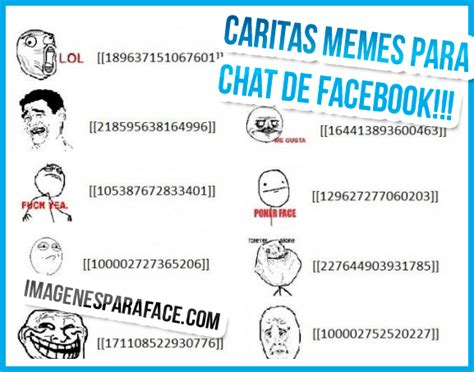 How To Make Memes On Facebook - memes para facebook chat banco de imagenes y portadas para