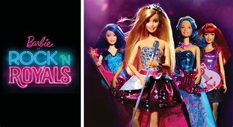 film barbie rock n royals barbie in rock n royals new movie 2015 barbie movies