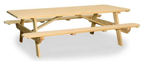 picnic tables finch outdoor poly furniture