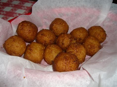 sweet hush puppies the paupers kitchen hush puppies