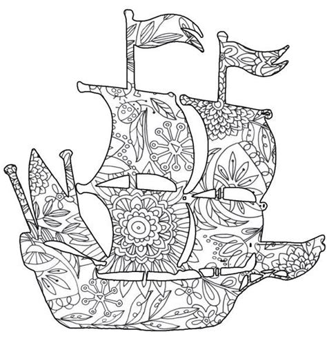 coloring pages for adults boats 17 best images about crafts coloring 03 miscellaneous on