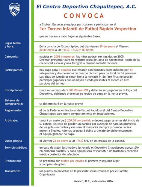 convocatoria ascenso de categoria 2016 category archive for quot f 250 tbol quot deportivo chapultepec
