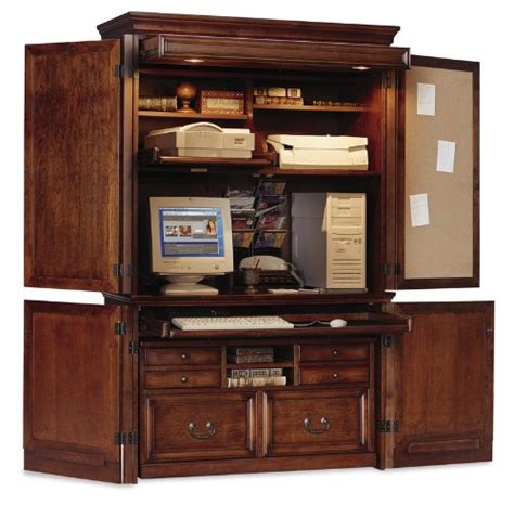 Armoire Workstation by Corner Computer Armoire Cheap Mount View 2 Computer