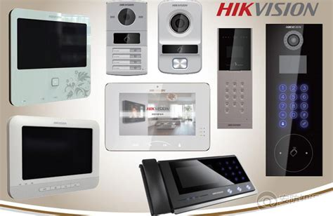 Indoor Hikvision Mini 5mp New hikvision ip door phone system solution product news