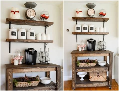 Comptoir Général Bar by 10 Cool Ideas To Set Up A Home Coffee Station