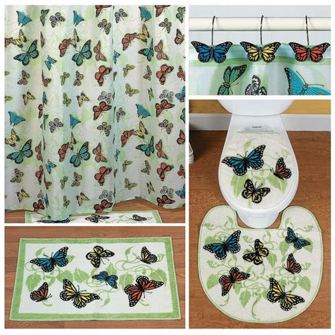 Butterfly Bathroom Rug 7 Best Bathroom Ideas Images On