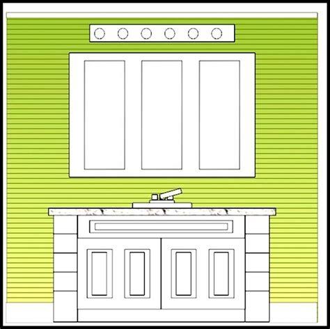 bathroom design templates exle bathroom elevation template sle templates