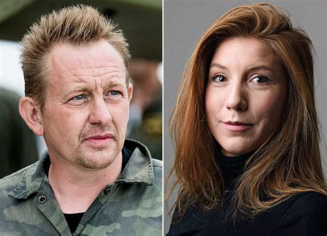 kim wall og kæreste tragic journalist kim wall stabbed 14 times in chest and