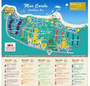 Barcelo Maya Tropical Map Car Tuning
