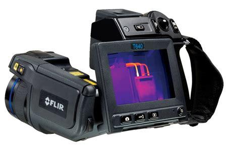 flir infrared flir t640 thermal imaging with flir ultramax