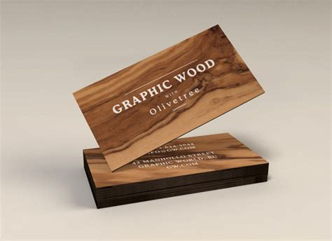 29 innovative woodworking business card ideas egorlin com
