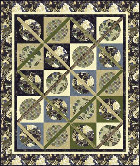 pattern colorway free quilt pattern at hoffmanfabrics com sayomi bonsai