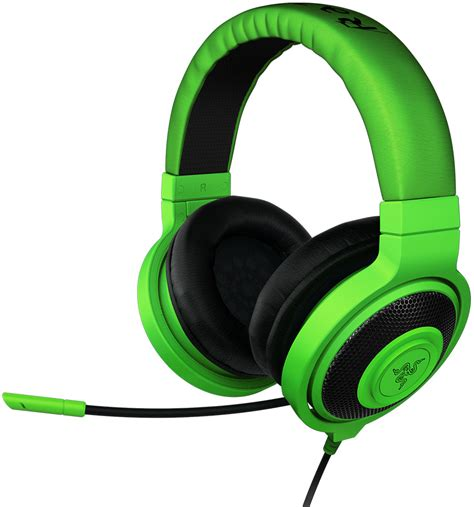 amazon headphones amazon com razer kraken pro over ear pc and music headset