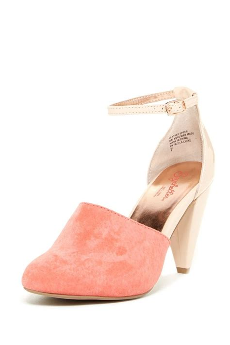 Closets Music To My Ears D Orsay Heel Summer Days Pinterest