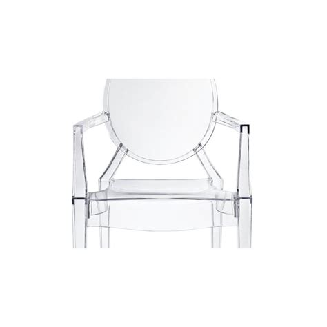 Philippe Starck Chaise Louis Ghost by Chaise Louis Ghost Kartell Reproduction Philippe Starck