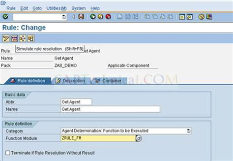 sap tutorial technical sap technical workflow tutorial 28 images saptechnical
