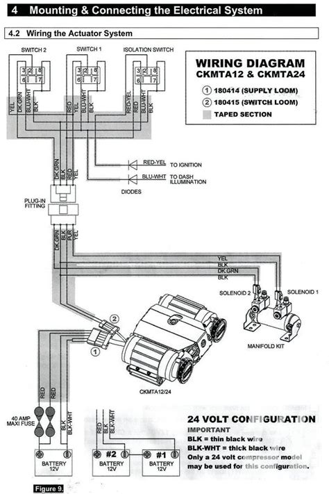 home compressor wiring diagram compressor free