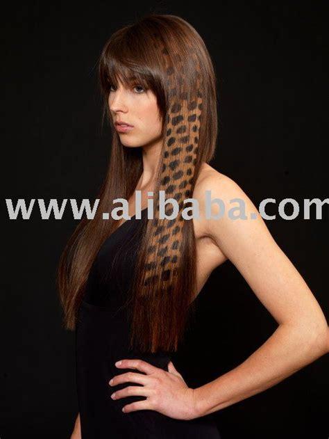 hair tattoo indonesia capelli selvaggi estensioni capelli tatuaggio ghepardo