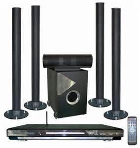home theater system with wireless speakers technique mongo model