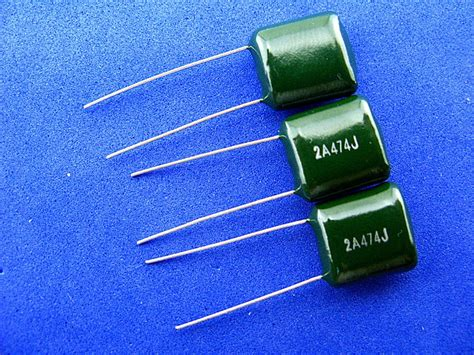 polyester capacitor values 2a474j 100v 0 47uf 470nf polyester capacitor 250pcs lot polyester capacitor