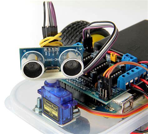 L293d By Tokoarduino robot avoider arduino robot arduino avoider robot