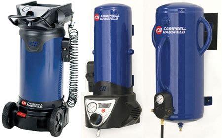two innovative new cbell hausfeld compressors