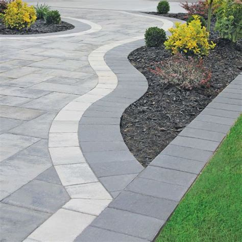 25 best ideas about driveways on cobblestone