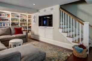 finished basement and rec room ideas
