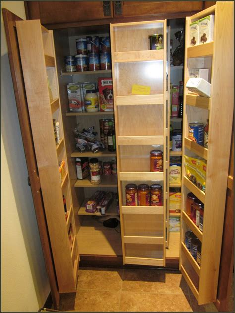 pull out pantry cabinet oak pantry cabinets kitchen home design ideas