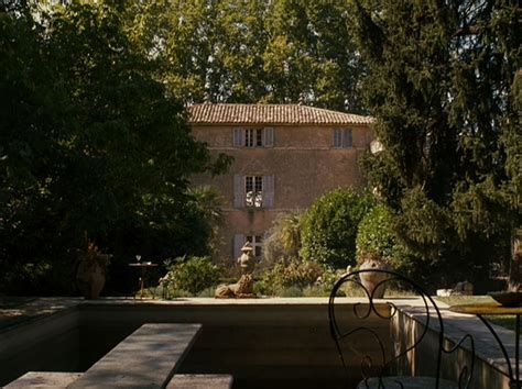 A Good Year Movie, Dining in Provence
