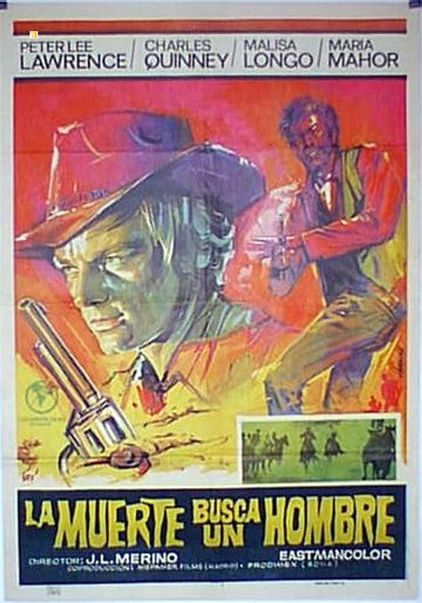 muerte de un hombre b01f2bny9k quot muerte busca un hombre la quot movie poster quot ancora dollari per i macgregor quot movie poster