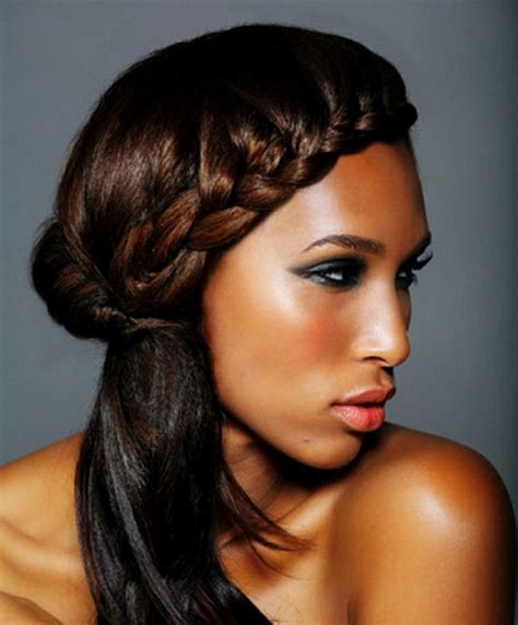 black hairstyles pictures french braids french braid hairstyles black hair