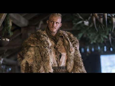 vikings alexander ludwig reveals 5 things about bjorn vikings season 5 character catch up bjorn alexander
