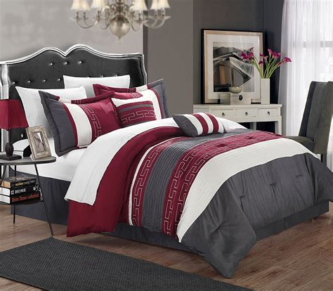 black and red bedding sets queen red bed sheets king size bedding sets collections