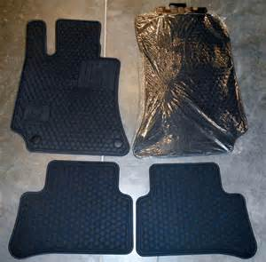 sell genuine mercedes cls e class set of 4 black all