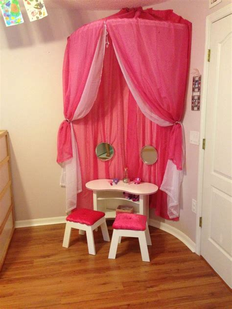 girls bedroom table best 25 little girl vanity ideas on pinterest little