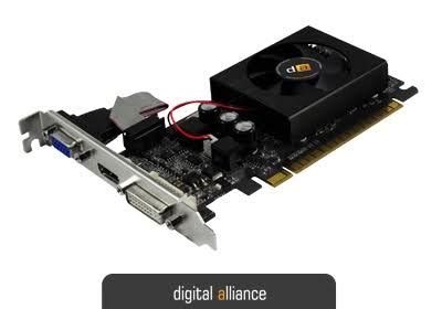 Digital Alliance Rx 7 rakit pc gaming 5 jutaan dengan intel skylake
