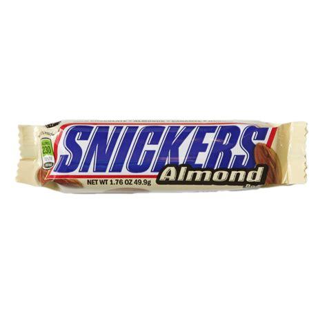 Snickers Almond uni