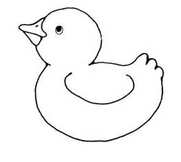 Duck Outline Printable by Mormon Duck Baby For Free Clipart Images And Libraries
